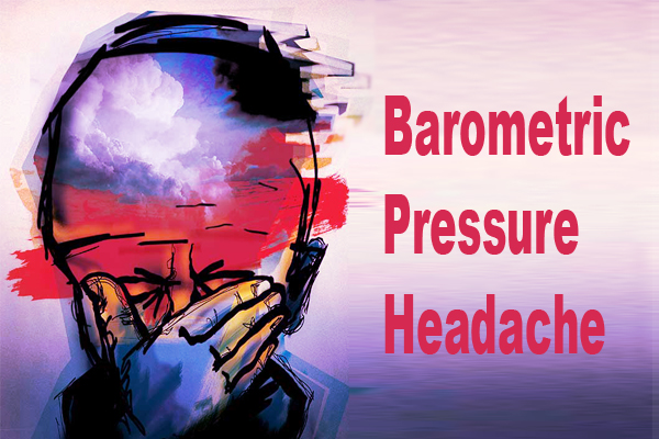 Barometric Pressure Headache Cure