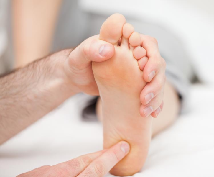 Foot pain ball of foot